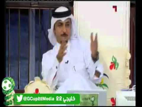 خالد جاسم بوضح سبب انسحاب أحمد الرواس من برنامج المجلس