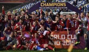 مدرب صربيا يتغنى بشباب فريقه بعد اجتياز البرازيل في نهائي كاس العالم لشباب
