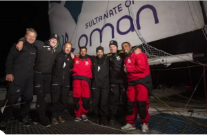 Musandam-Oman Sail finish fourth in Rolex Fastnet Race from Cowes to Plymouth