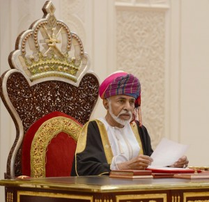 His Majesty to preside over Council of Oman's meeting