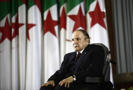 الرئيس الجزائري عبد العزيز بوتفليقة - صورة من ارشيف رويترز.