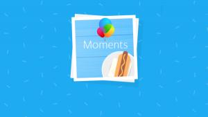"""""""فيسبوك"""" تجبر المستخدمين على تنزيل تطبيق مشاركة الصور Moments"""