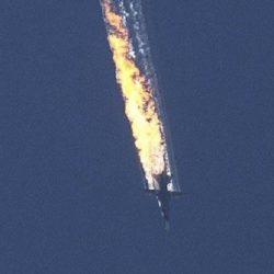 تركيا تؤكد أن الطيار أتخذ قرار أسقاط الطائرة الروسية بنفسه