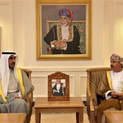 البكري يلتقي بمدير عام منظمة العمل العربية