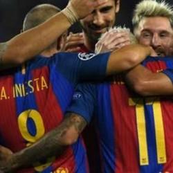 برشلونة يفوز على غرناطة بصعوبة