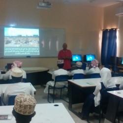 """بلدية هيماء تواصل فعاليات حملة """"عمان بلا مشوهات"""" بنشر التوعية حول أضرار المخلفات الصحية"""