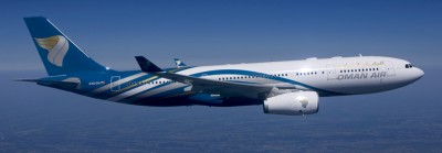 الطيران العماني.. أفضل شركة طيران أجنبي في الشرق الأوسط