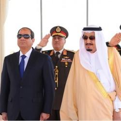 الملك سلمان يصل الأمارات و الرئيس السيسي يغادرها