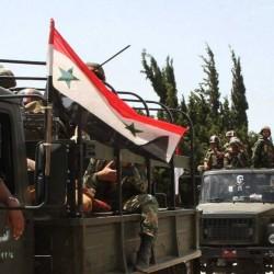 القوات الحكومية السورية تبسط سيطرتها على كامل مدينة حلب