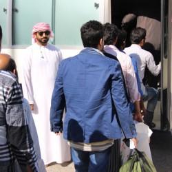 ضبط وترحيل 211 عاملا مخالفا الشهر الماضي بالبريمي