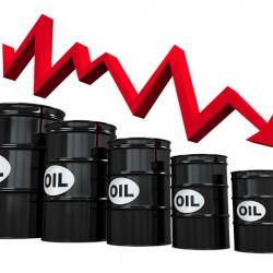 نفط عمان ينخفض من 54 دولار أمريكي الى 53 دولار أمريكي