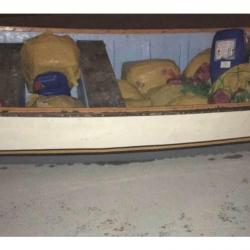 """يهربون """"القات"""" بقارب إلى ظفار فتم ضبطهم وإحالتهم للعقوبة"""