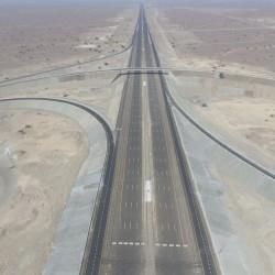 غداً.. افتتاح 18 كم من طريق الباطنة السريع