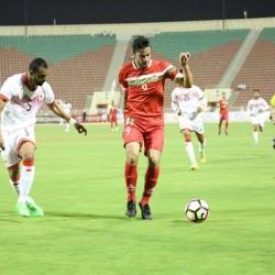 التعادل سيد الموقف في مباراة المنتخب العُماني العسكري و البحريني في كأس العالم العسكرية