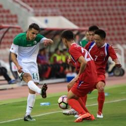 عبور المنتخبين الجزائري و الألماني إلى دور ربع النهائي من كأس العالم العسكرية