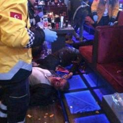 شاهد: فيديو للحظة هجوم الملهى الليلي في أسطنبول