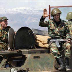 القوات الحكومية السورية تشن هجوما على أحياء بالقرب من العاصمة دمشق