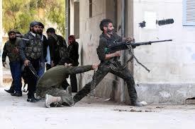 أنهيارات واسعة للمعارضة السورية لصالح الأسد في ريف حماة