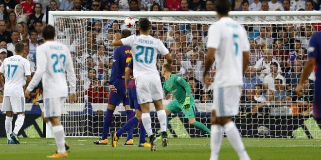 رسمياً: ريال مدريد يتوج بطلاً لكأس السوبر الإسباني للمرة العاشرة في تاريخه بعد الفوز على برشلونة