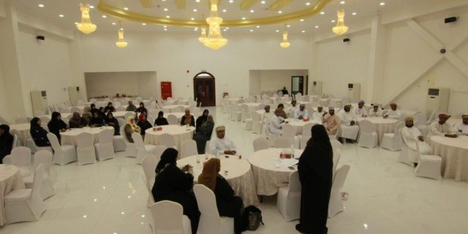 الاجتماع الدَّوري للجمعيَّة العمانيَّة لأصدقاء المسنِّين بشمــال الشرقيَّة