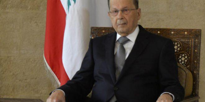 الرئيس اللبناني: السعودية تحتجز الحريري و فرنسا تقول أنها بصدد أستقباله