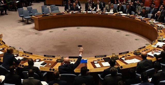 الامم المتحدة تعبر عن القلق الشديد ازاء مخاطر تصعيد العنف بعد قرار واشنطن حول القدس