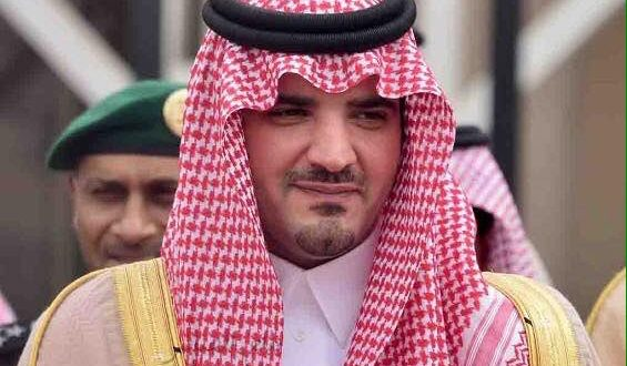 وزير الداخلية السعودي يزور السلطنة