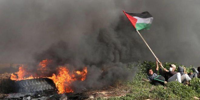 عبوة ناسفة تنفجر بأربعة عسكريين أسرائيليين بغزة