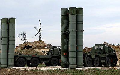 أسرائيل ترد على تصريحات لافروف بشأن تزويد سورية بمنظومة اس300 للدفاع الجوي