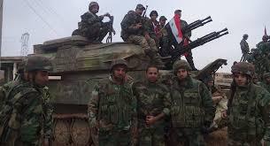 لأول مرة منذ 6 سنوات القوات السورية تسيطر على كامل دمشق و ريفها