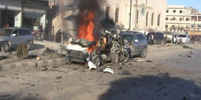 هجوم أنتحاري يخلف قتلى من الجيش الأمريكي في منبج السورية