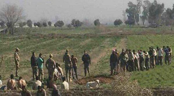 تنظيم داعش يلفظ أنفاسه الأخيرة و 240 مقاتل تابعين له يسلمون أنفسهم