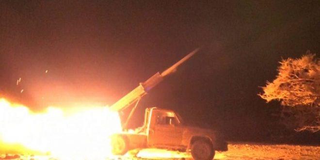 سقوط صاروخ بالقرب من السفارة الأمريكية في بغداد