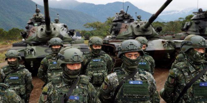 الصين تعترض على صفقة أسلحة أمريكية لتايوان