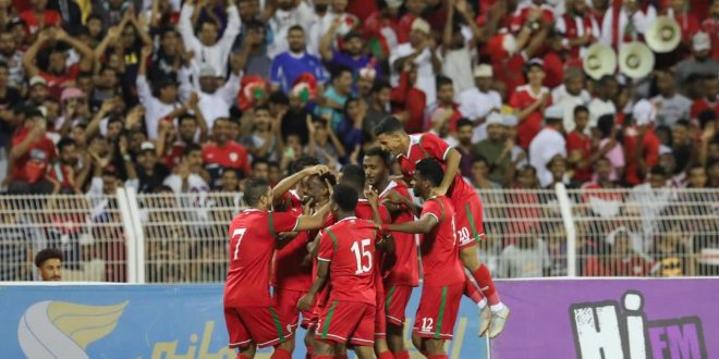منتخبنا العماني يفوز على المنتخب البنجلاديشي