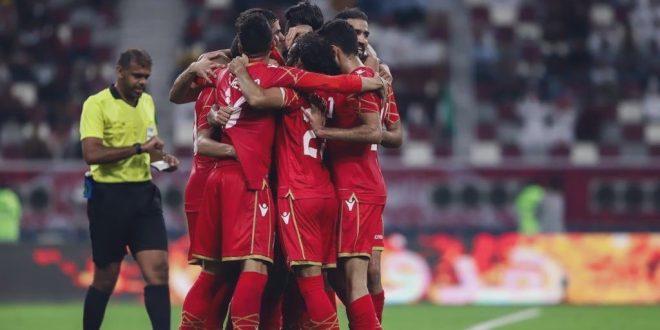 منتخب البحرين بطلاً لكأس خليجي24