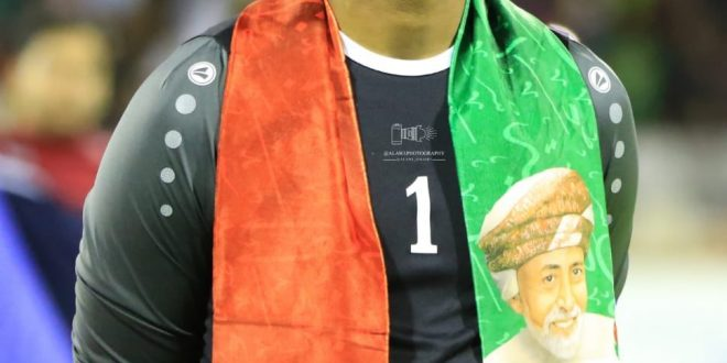 علي الحبسي يعلن اعتزاله اللعب دوليا مع المنتخب الوطني