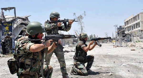 الجيش السوري يسيطر على 32 بلدة خلال أقل من 24 ساعة