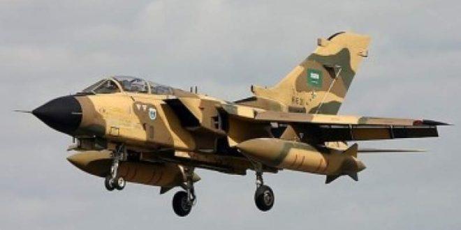 الحوثيون يعلنون عن أسقاط طائرة حربية و التحالف العربي يعترف