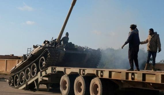 بدعم تركي… هجوم وشيك على مدينة سرت و قاعدة الجفرة الجوية في ليبيا