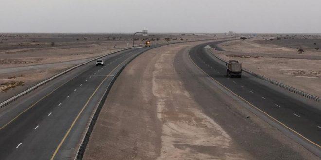 افتتاح 280 كم من أصل 317 كم من ازدواجية طريق (أدم – هيماء – ثـمريت)